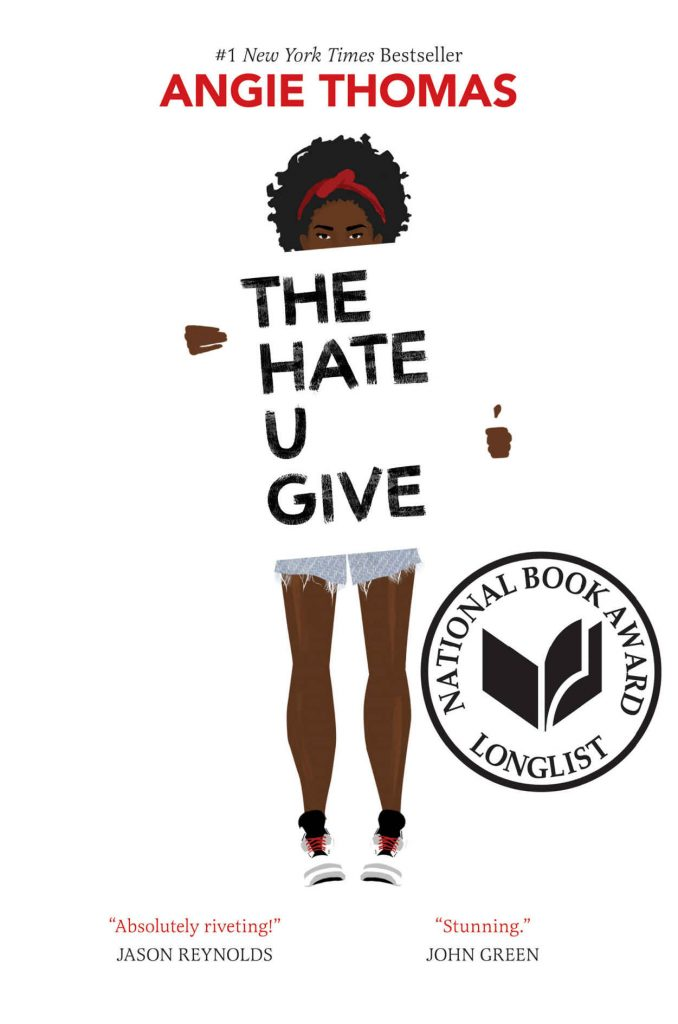 The Hate U Give by Angie Thomas [ePub]