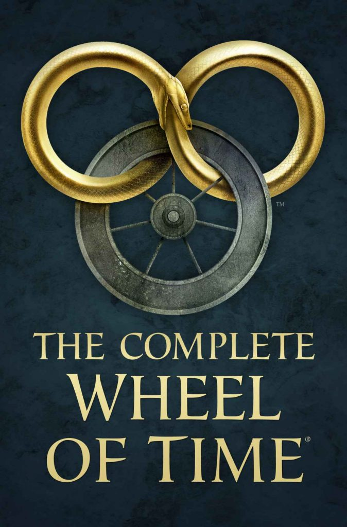 The Complete Wheel of Time by Robert Jordan and Brandon Sanderson [ePub]