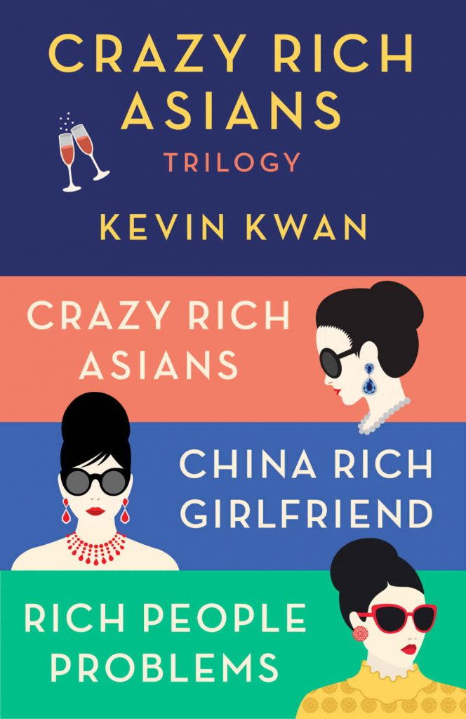 The Crazy Rich Asians Trilogy Box Set by Kevin Kwan [ePub]