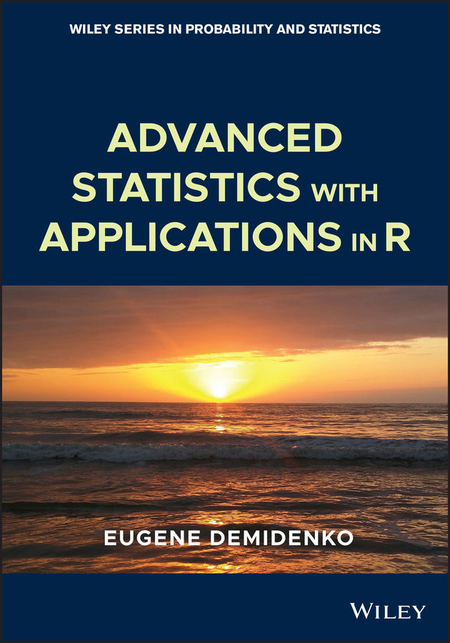 Advanced Statistics With Applications In R by Eugene Demidenko [pdf] [download]