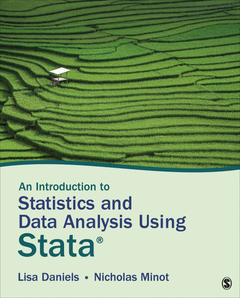 An Introduction to Statistics and Data Analysis Using Stata® by Lisa Daniels, Nicholas Minot [pdf] [download]