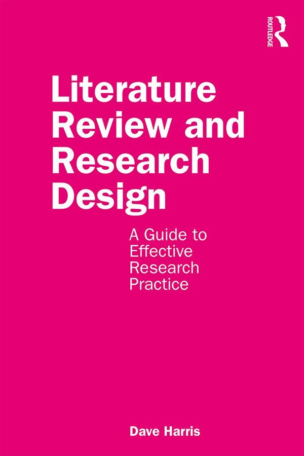 Literature Review And Research Design by David J. Harris [pdf] [download]